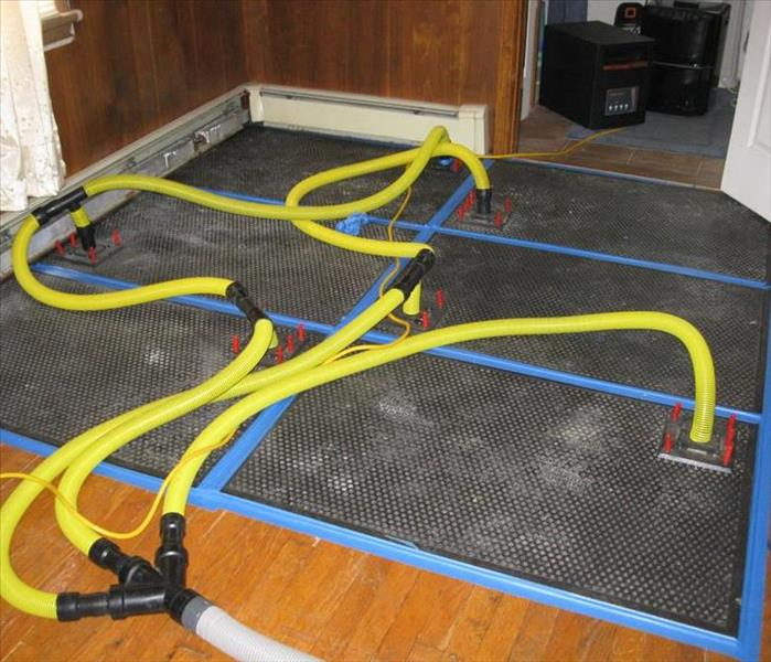 Floor Drying Equipment